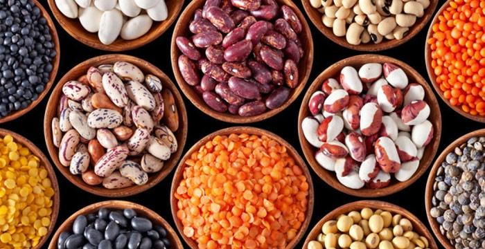 legumi, cereali, fagiolina del Trasimeno